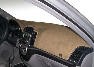 Fits Jeep Grand Cherokee 2005-2007 No Nav Carpet Dash Cover Mat Grey