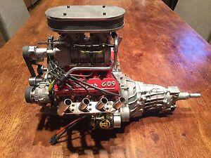 Details about 1/4 SCALE CONLEY STINGER 609 ENGINE
