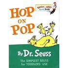 Hop on Pop 9780375828379 by Dr Seuss Hardback