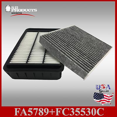 CABIN AIR FILTER for AMG A45 2.0L /& INFINITI Q30 QX30 2.0L CARBON FC48187C