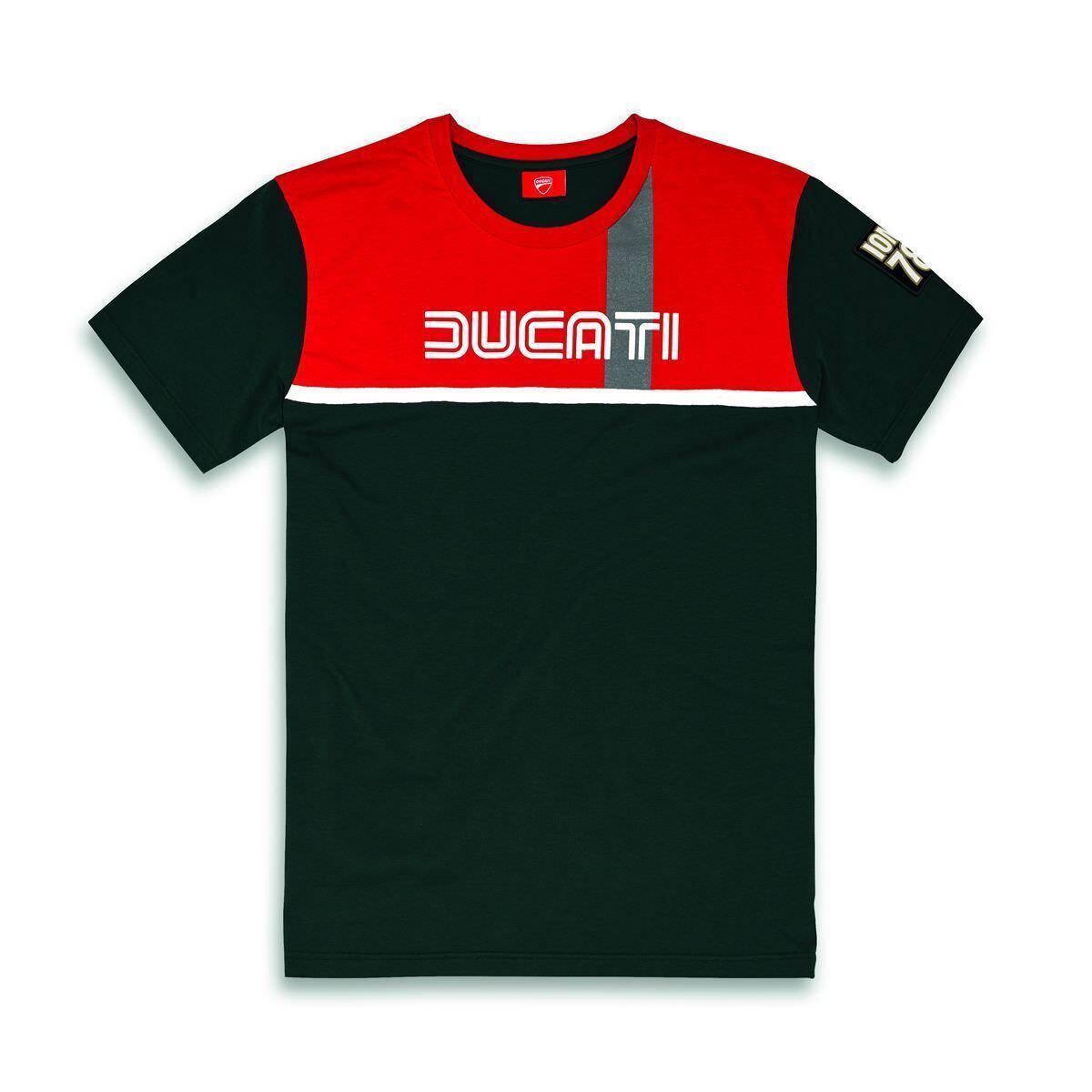DUCATI IOM `78 Isle of Man T Shirt man shirt  dunkelgrün  98769747