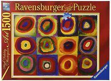 PUZZLE RAVENSBURGER 1500 KANDINSKY: STUDIO SUL COLORE  ART 16377