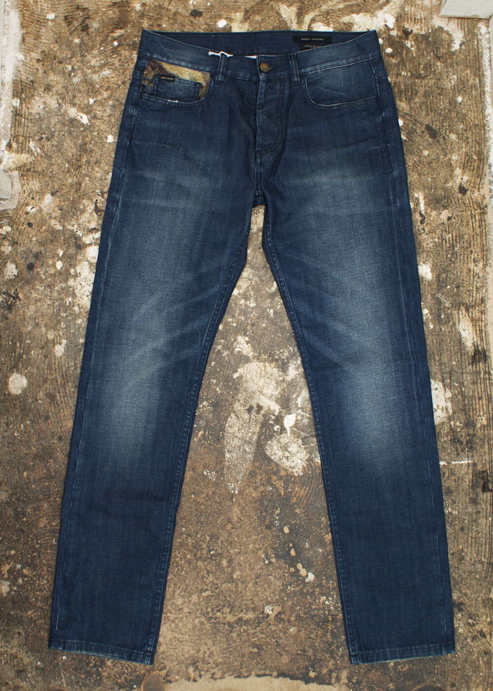 NEW Marc Jacobs bluee Stonewashed Jeans GENUINE RRP   BNWT -  Size  46