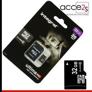tarjeta-de-memoria-Micro-SD-32-GB-Clase-10-Para-Wiko-CRESTA-FAB-4G