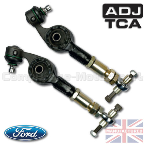 FORD SIERRA MK1//2 /& COSWORTH 2WD /& 4WD ADJUSTABLE IN-SITU TRACK CONTROL ARMS