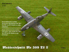 Messerschmitt Me 309 TL II  1/72 Bird Models Resinumbausatz/resin conversion kit