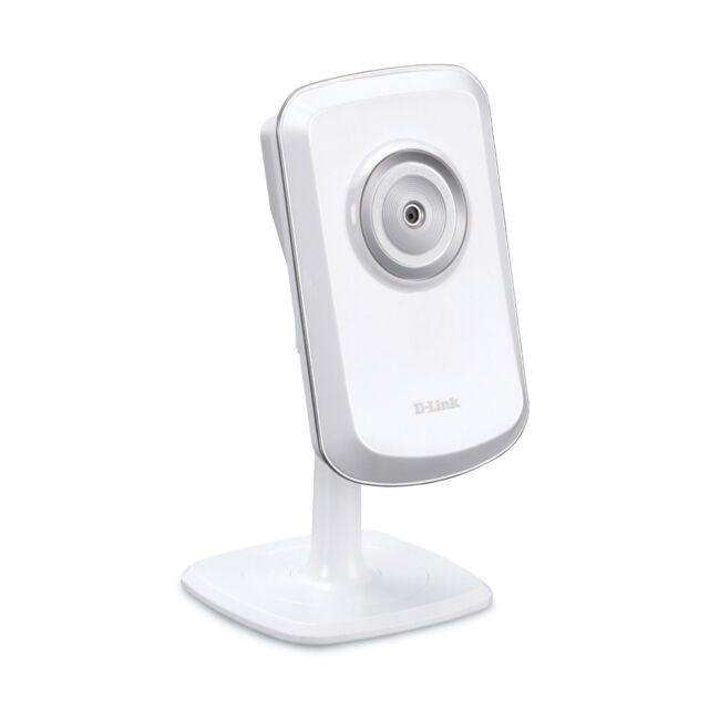 D-Link Wireless-N Network Surveillance Camera W/ iPhone Remote Viewing DCS-930L