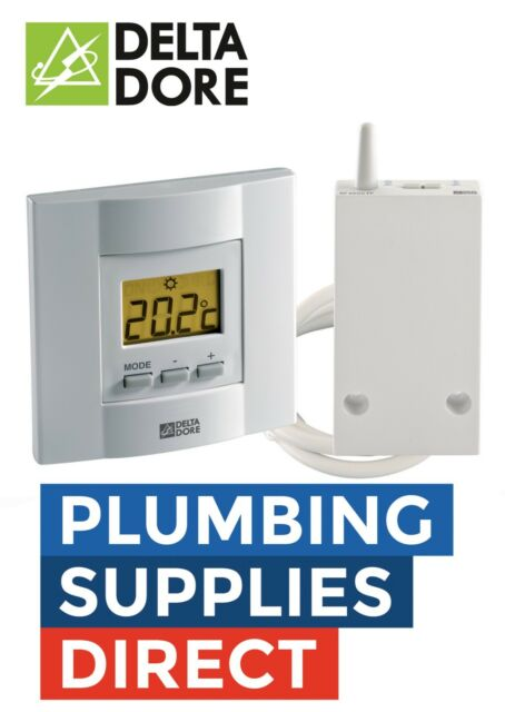 Deltadore 237 Thermostat