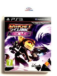 Cle-a-Cliquet-amp-Clank-Nexus-Eur-PS3-Promo-Jeu-Videojuego-Mint-State-Comment-Neuf