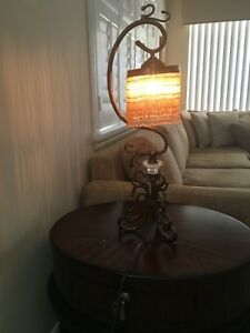 Funky Accent Table Lamp