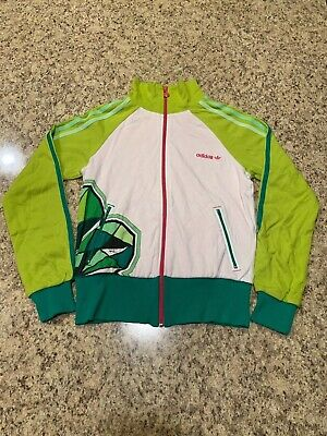 ADIDAS Adicolor EMILIO PUCCI G3 TT Jacket Size 40 Limited Edition | eBay