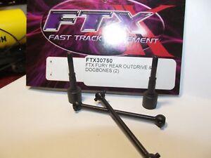 Ftx 30750 Fury Arrière à Disques & Cardans (2)-afficher Le Titre D'origine