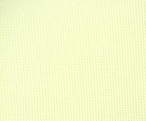 ct  IVORY Lugana by Zweigart 13.5 x15 inches Twenty-Five 25