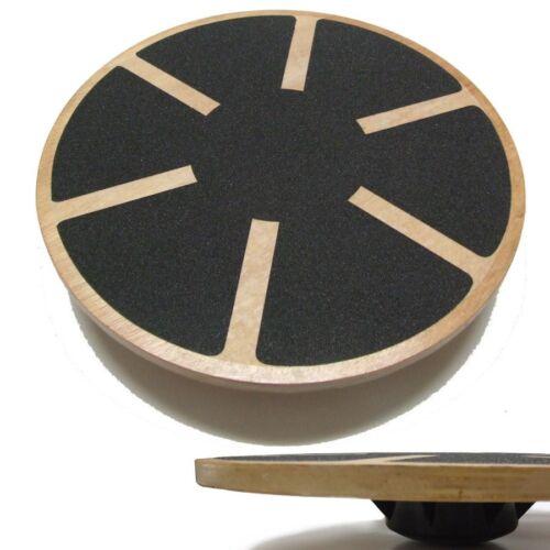 rutschfeste Oberfläche Top-Therapiekreisel aus Holz Balanceboard Wackelbrett