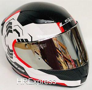 LS2 FF353 Rapid Ghost Motorcycle Helmet