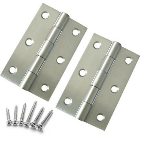 Stainless steel butt hinges internal//external doors