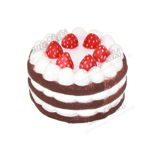 Areedy Strawberry Cake Squishy