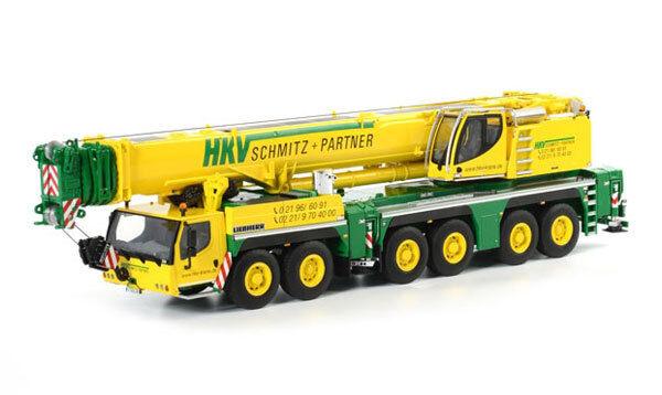 WSI  01-1296 LIEBHERR LTM 1350-6.1 grue mobile-HKV-Die-Cast 1 50 Comme neuf IN BOX  nouvelle exclusivité haut de gamme