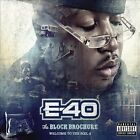 The Block Brochure: Welcome to the Soil, Pt. 4 [PA] [Digipak] by E-40 (CD, Dec-2013, Heavy on the Grind)
