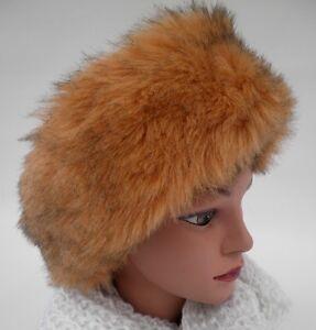 Caricamento dell immagine in corso Cappello-da-donna-berretto-con-pelo- pelliccia-finta- 8433549a52ea