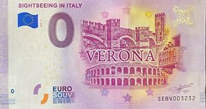 BILLET-0-EURO-SIGHTSEEING-IN-ITALY-VERONA-2019-NUMERO-DOUBLON-3232