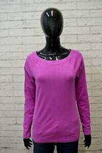 RALPH-LAUREN-Donna-Maglia-Taglia-L-Maglietta-Manica-Lunga-Shirt-Women-039-s-Casual