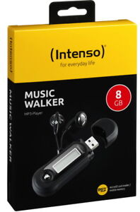 Intenso-MP3-Player-Music-Walker-8GB-Display-Batteriebetrieb-schwarz