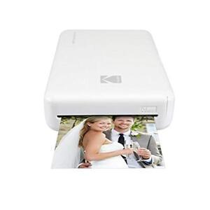 Kodak-Mini-2-HD-Wireless-Mobile-Instant-Photo-Printer-Patented-Printing-White