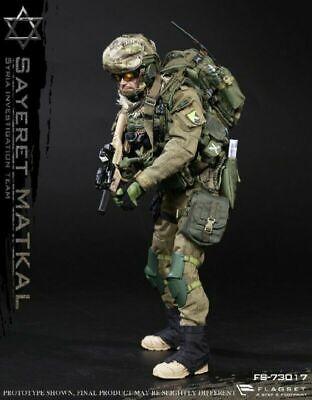 Flagset FS-73017 1//6 ISRAELE Wild Boy delle Forze Speciali soldato ACTION FIGURE doll