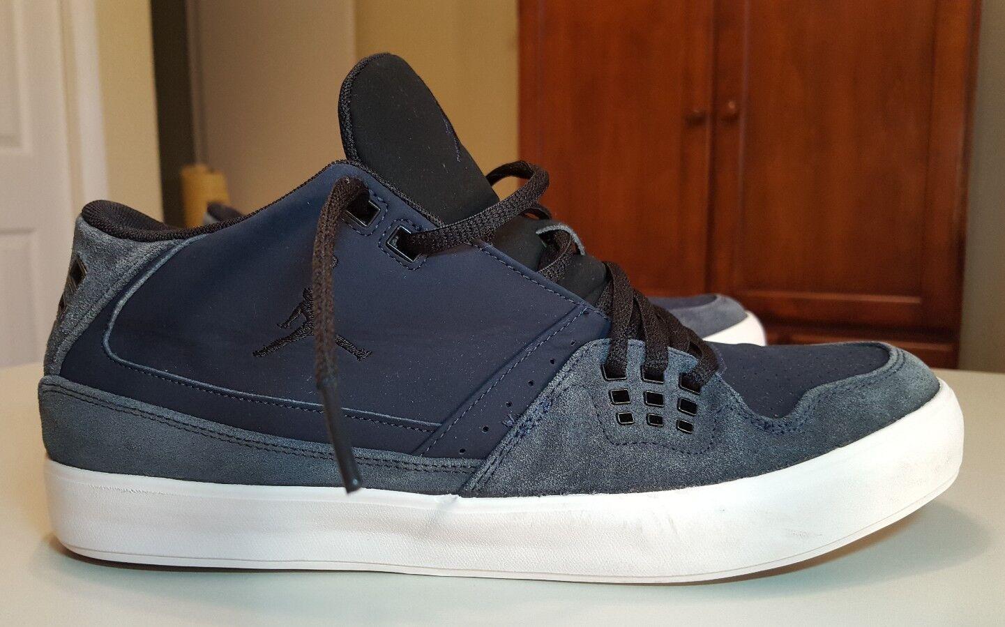 Nike Air Jordan Flight 23 chaussures, 510892-401 noir homme Basketball chaussures, 23 9b0944