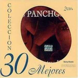 Nuestros-Mejores-30-Boleros-Vol-2-Trio-Los-Panchos-2-CD-Set-Sealed-New