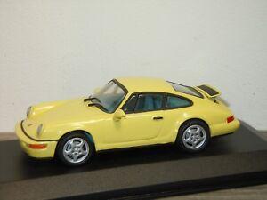 Porsche-911-964-Carrera-2-4-1992-Minichamps-1-43-in-Box-34068