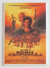 Mad Max Beyond Thunderdome FRIDGE MAGNET (2 x 3 inches) movie poster mel gibson