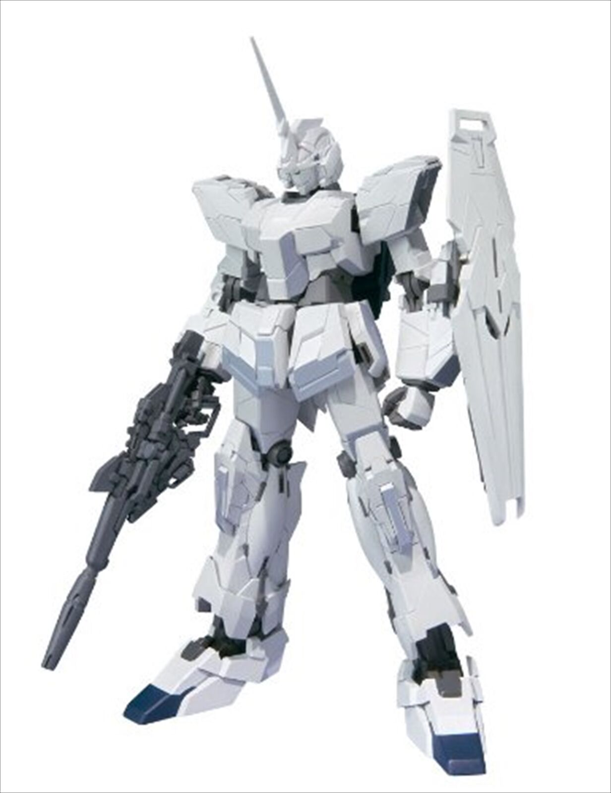 Bandai Robot Spirits SIDE MS Unicorn Gundam Unicorn mode Action Figure