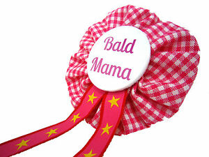 Orden-Bald-Mama-Babyshower-Pullerparty-Baby-pinkeln-Babyparty-rosa-vichy-Mom