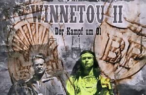 YELLOWFACING RED SKIN, Winnetou, Der Kampf um Öl, TAKEOVER BP, Ruppe Koselleck