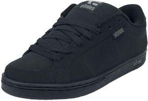 Etnies Kingpin, Chaussures de Skateboard Homme 43 EU, Noir Black 003