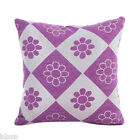"18"" Square Geometric Pillow Case Sofa Bed Waist Throw Cushion Cover Home Decor"