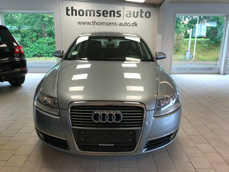 Audi A6 2,4 V6 4d - 114.400 kr.