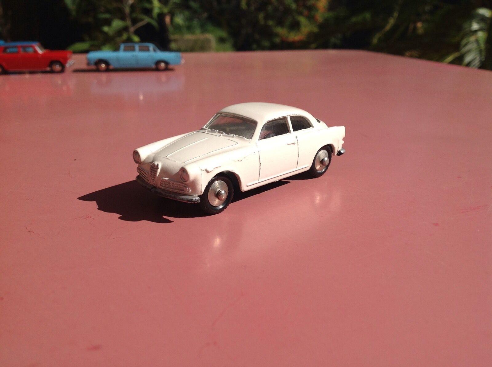 Mercury Art. No 3 Alfa Romeo Giulietta Sprint Veloce Very Near Mint