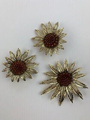 Vintage Sarah Coventry Flower Set