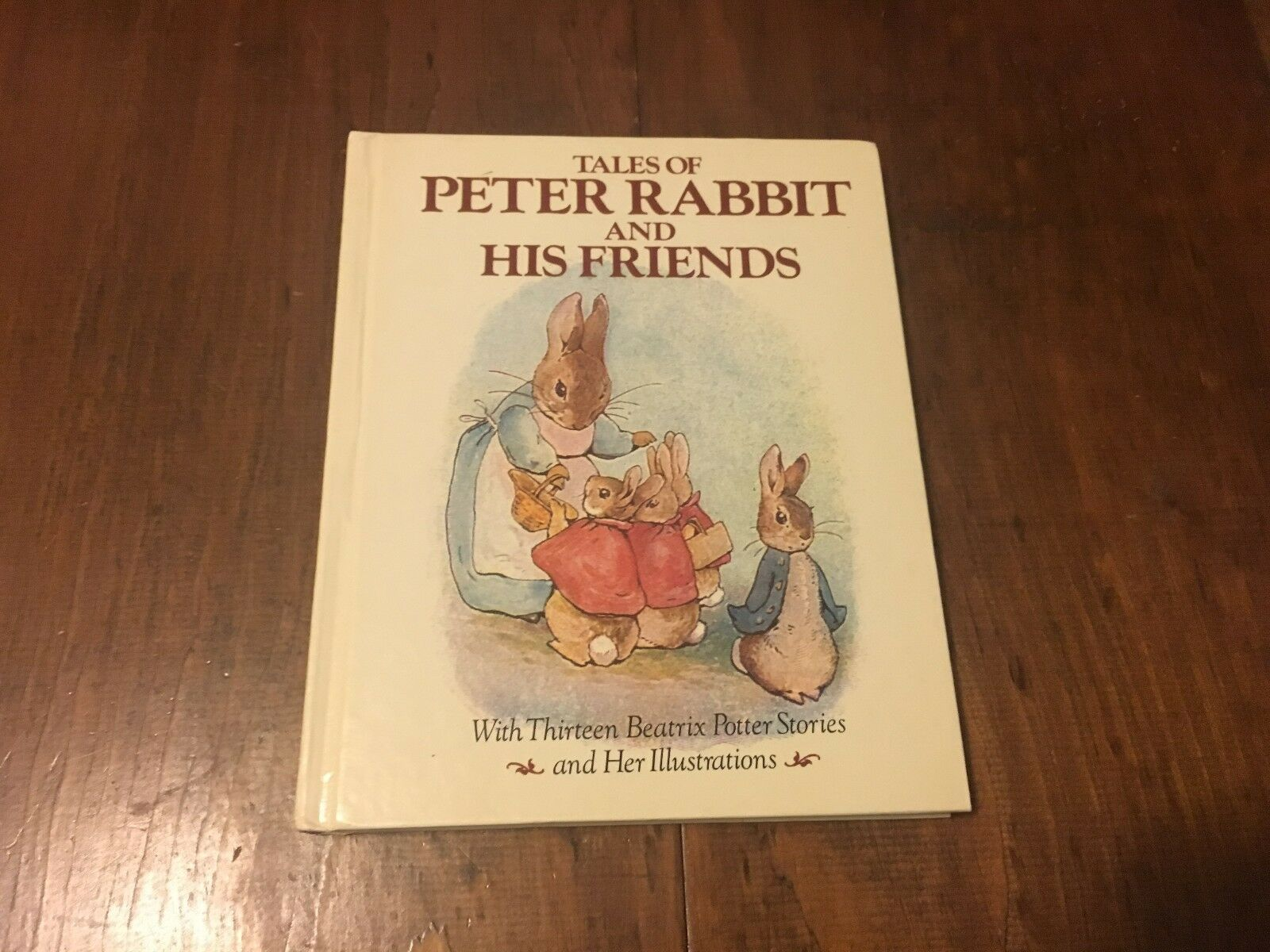 Tales of Peter Rabbit and His Friends by Beatrix Potter 1984 | eBay