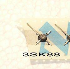 3SK88 GENUINE NEC UHF DUAL GATE MOSFET TRANSISTOR