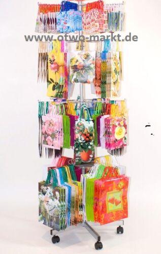 Tütenständer Geschenktütenständer Geschenktaschen NEU 14203 AM 96 Geschenktüten