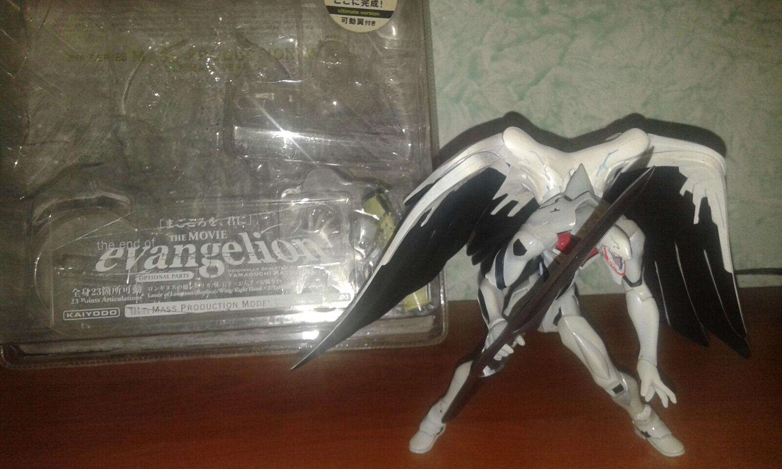 Neon Genesis Evangelion Movie Angel 1 Normal version kaiyodo