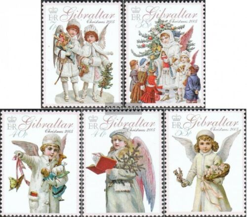 Gibraltar 11411145 mint never hinged mnh 2005 christmas