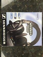 Sennheiser RS 65 Headband Wireless Headphones - Black New In Box Sealed