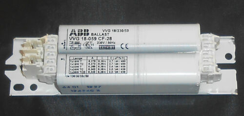 ABB Stotz SG 18-059 CF 28 Ballast 18//24//26w a5