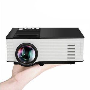 Portable projector home cinema vs314 mini hd led mobile for Mini usb projector for mobile