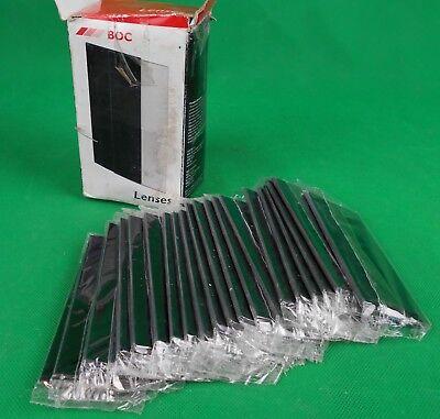 20Pcs #10 Welding Lens 51mmx108mm GREEN #10 Welding Lens 51mm x 108mm GREEN #10